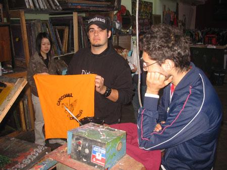Mekanarky workshop