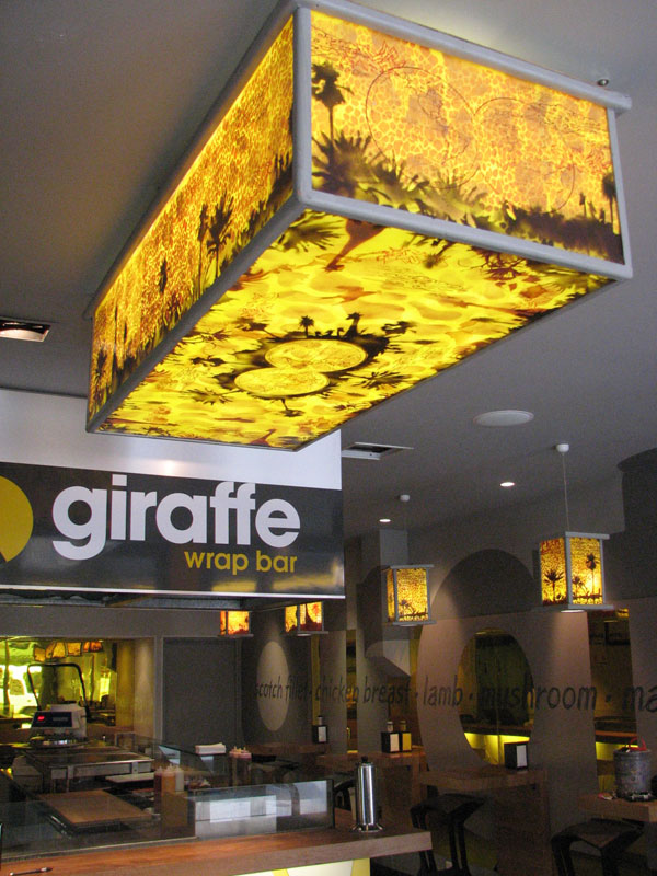 Giraffe Wrap bar-King St, Newtown-2009